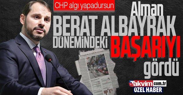 Alman gazetesinden Türk ekonomisine övgü