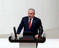 Şentop'tan baro başkanlarına davet