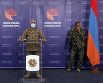Ermenistan ordusunun ciddiyetsizliğini gözler önüne seren görüntü