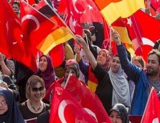 Hangi ülkede kaç Türk yaşıyor? Bakın en az Türk vatandaşı hangi ülkede...