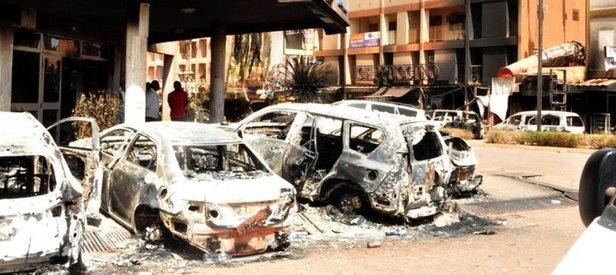 Burkina Faso'da 3 ayrı saldırı: 29 ölü