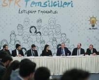 Başkan Erdoğan STK temsilcileri ile buluştu