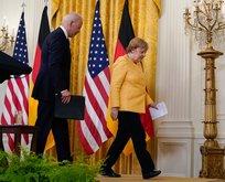 Merkel'den Afganistan itirafı