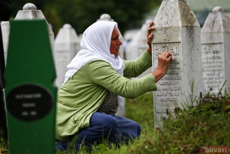 Bosna Hersekteki Srebrenitsa Katliamı yıl dönümü!