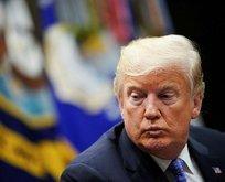 Trump'ın başı yine belada