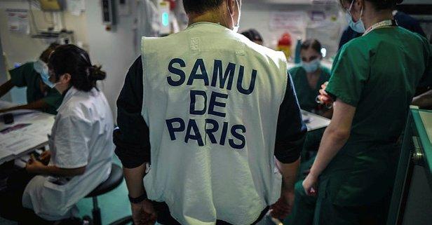 Fransa'da ortalık koronavirüs kaynıyor