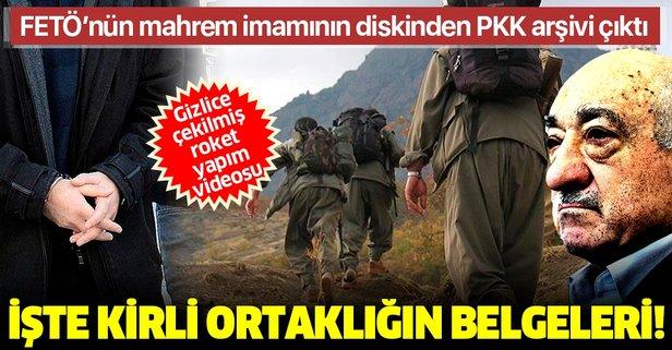 İşte FETÖ-PKK ortaklığı
