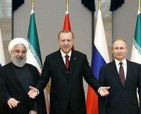 Rusya'dan Türkiye ve İran için iş birliği açıklaması