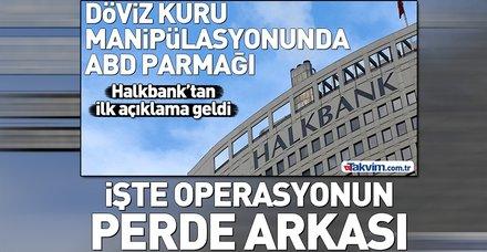 İşte Halkbank'a Bloomberg tarafından düzenlenen kur operasyonun perde arkası