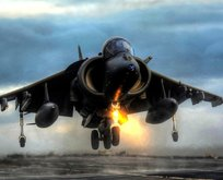 Türk savaş uçakları hazır bekliyor