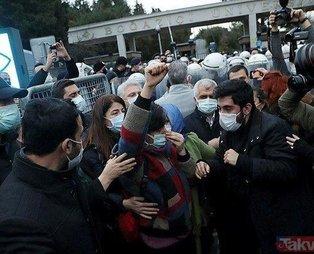 Boğaziçi provokatörleri sahnede! Sosyal medyadan kaos çağrısı yaptılar