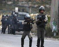İsrail yine Filistin'li sivilleri hedef aldı!