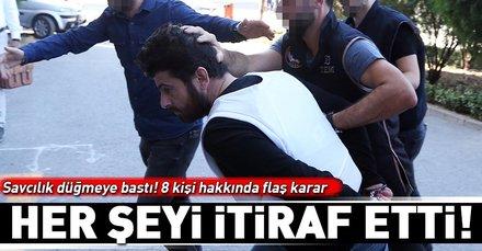 Son dakika: Yusuf Nazik itiraf etti! 8 kişi hakkında yakalama kararı!