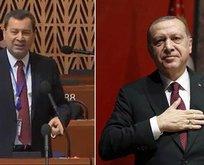 Erdoğanın teşekkürüne Azerbaycanlı vekilden yanıt geldi