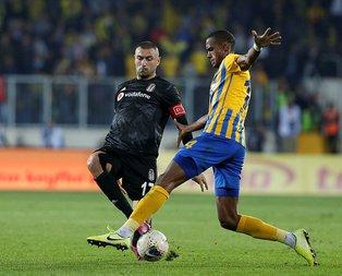 Burak Yılmaz Galatasaray maçında oynayacak mı?