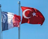 Türkiye ile Fransa arasında kritik temas