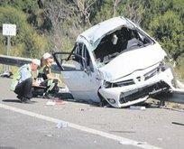 Minik Zeynep kaza kurbanı