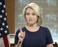 ABD'den yeni Katar açıklaması