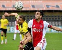 Hollanda'da 13-0'lık maç