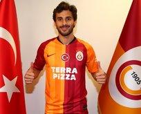 Galatasaray yeni transferini resmen duyurdu