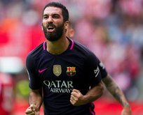 Ve Arda Turan Barça'da kaldı