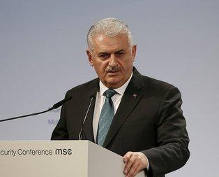 Yıldırım: Terör örgütlerine Osmanlı tokadını vurduk!