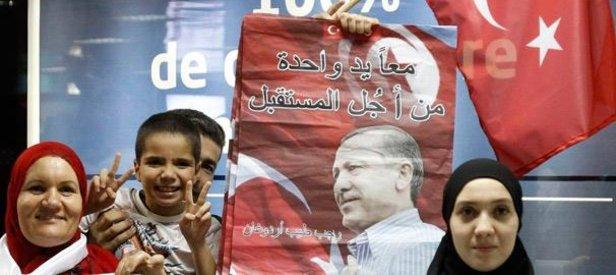 Amerikan araştırması ortaya koydu! Orta Doğuda Türkiye fırtınası