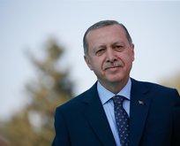 Başkan Erdoğan Ankaraya geldi