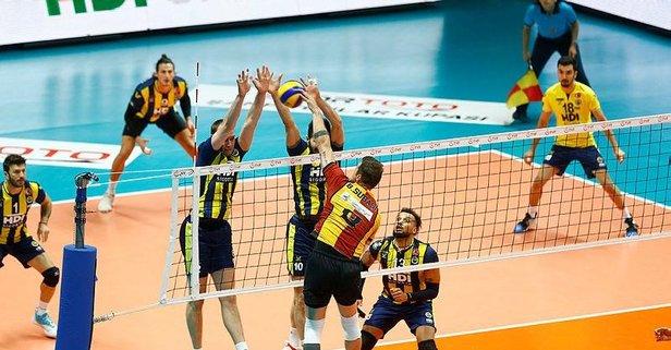 Finalde dev derbi! Şampiyon Galatasaray