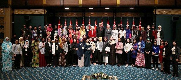İİT Kadın Danışma Konseyinden Filistin çağrısı