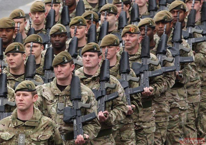 Avrupa ülkelerinin askeri güçleri