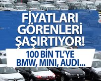 100 bin TL'ye 2005 model BMW! İkinci el araç almak isteyenlere müjde! Fiyatlar görenleri şaşırtıyor...