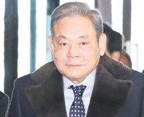 Samsung'un sahibi hayatını kaybettı