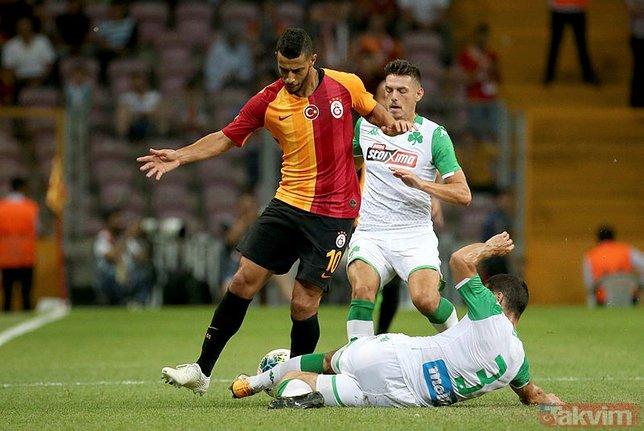 İşte Galatasaray´ın Akhisarspor maçı 11´i! Fatih Terim´den sürpriz kadro