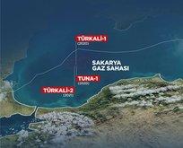 Türkiye'nin 12 yıllık doğal gaz ihtiyacına eşdeğer