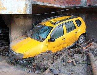 Trabzon Araklı'da sel felaketi: 7 ölü, 3 kayıp, 4 yaralı