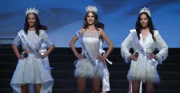 Miss Turkey 2019 birincisi Simay Rasimoğlu kimdir?