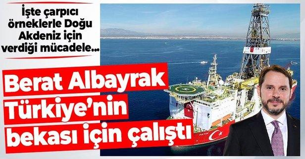 Berat Albayrak, Türkiye için mücadele etti!