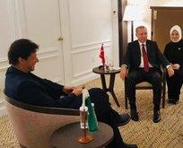 Erdoğan ile olan fotoğrafını paylaşıp dünyaya duyurdu!
