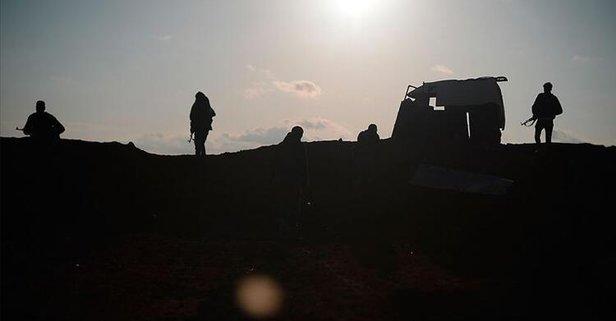 Bab'da PKK sızması engellendi!