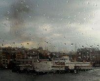 İstanbullular dikkat! İşte hafta sonu hava durumu