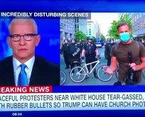 CNN muhabirinden skandal Türkiye benzetmesi!