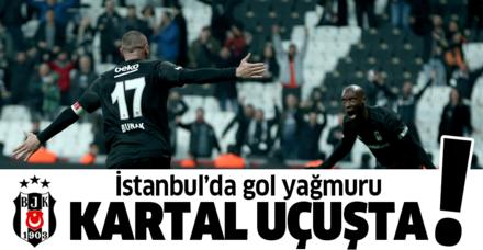 Beşiktaş 4-1 Kayserispor | MAÇ SONUCU