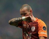Galatasaray isterse Sneijder gelir