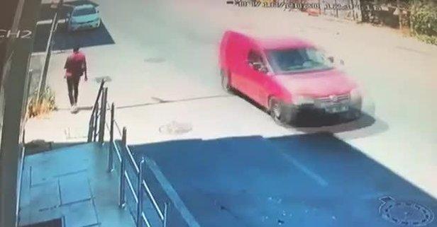 Çaldığı telefonu bahçeye saklamış: O hırsız tutuklandı