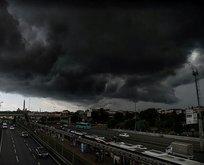 Meteorolojiden İstanbullulara son dakika uyarısı!