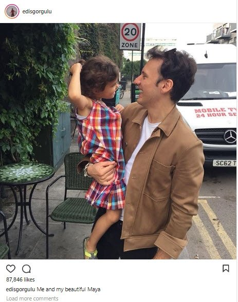 Ünlü isimlerin Instagram paylaşımları (01.06.2018)