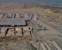 3. Havalimanının yüzde 80i tamamlandı