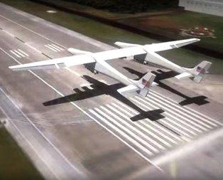 Dünyanın en büyük uçağı satışa çıkarıldı!