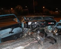 İstanbulda akılalmaz kaza